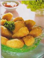 nugget ikan tenggiri