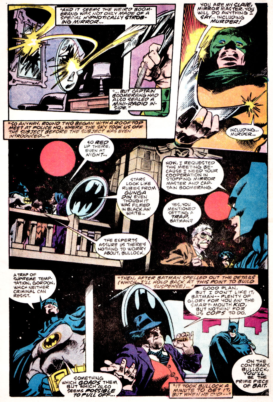 Detective Comics (1937) Issue #555 Page 4