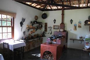 Chale de Minas c/ fogão a Lenha