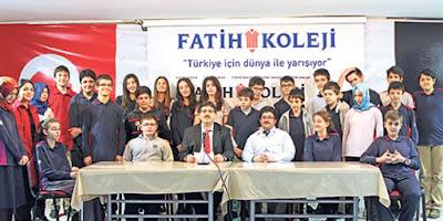 Fatih Koleji, TEOG Edirne