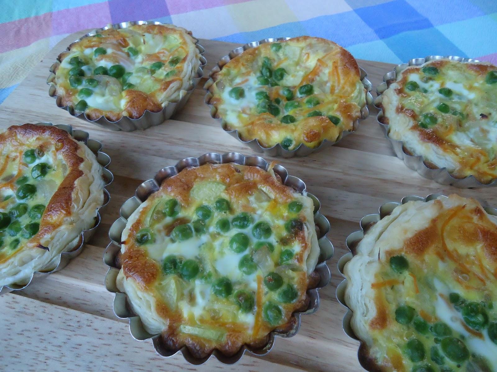 Le ricette di mamma quiche alle verdure di stagione for Ricette di verdure