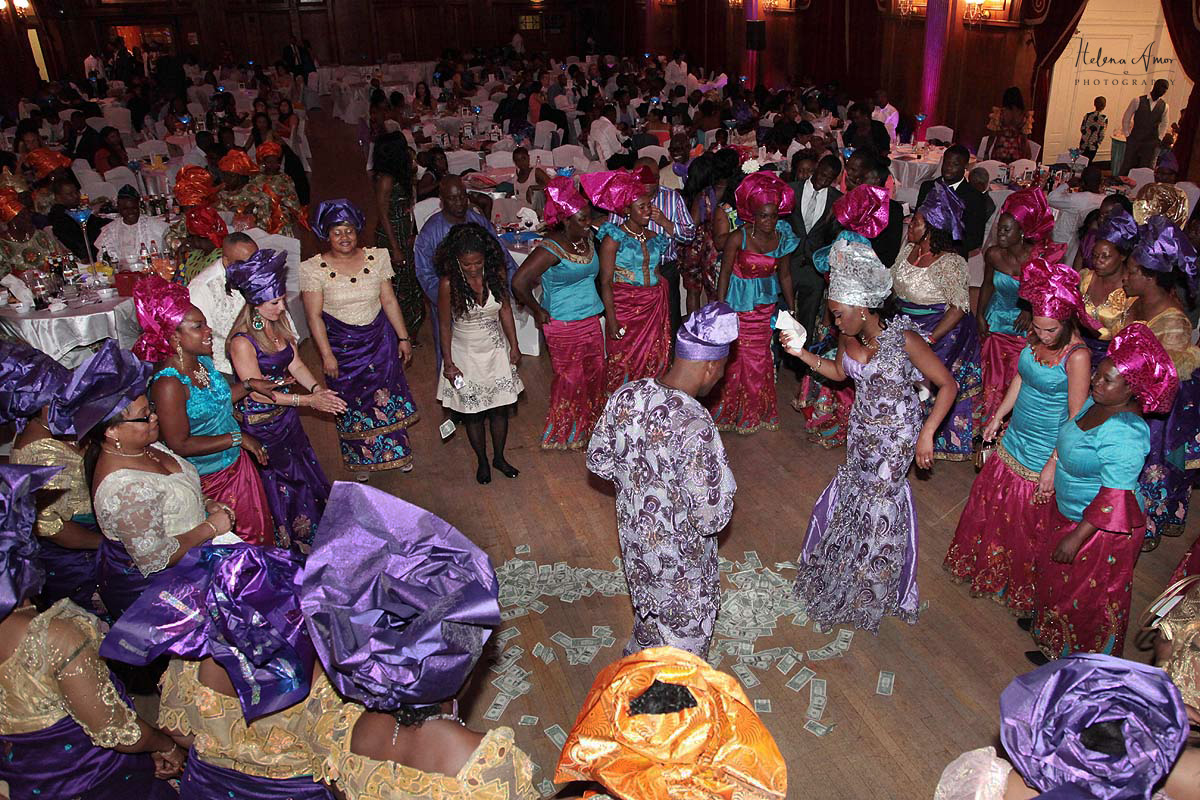 Money Dance At Porchester Hall Wedding