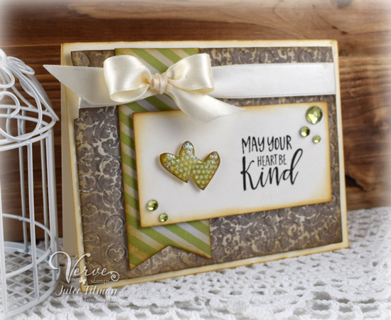 Julee Tilman | Verve Stamps | Click here to see more of Julee's creations. #vervestamps #cardmaking #sharehandmadekindness
