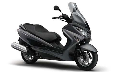 Suzuki Burgman 200 Specs and Pricing