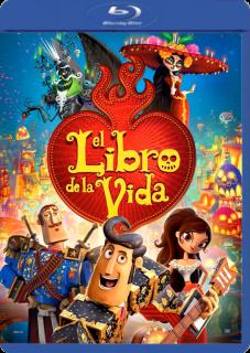 El Libro De La Vida (2014) Dvdrip Latino [Animación]