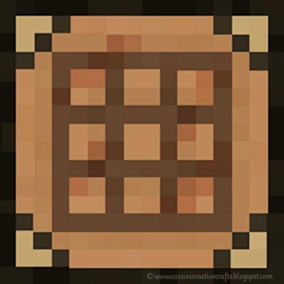 Cassie S Creative Crafts Free Minecraft Chore Chart