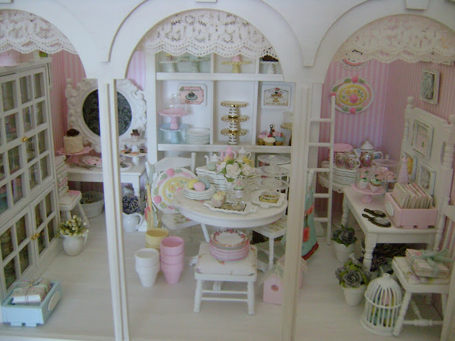 My Miniature Shop - Shabby Treasures