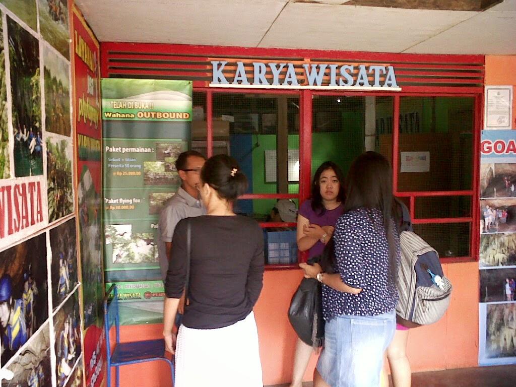Wisata Gua Pindul Wonosari Jogjakarta