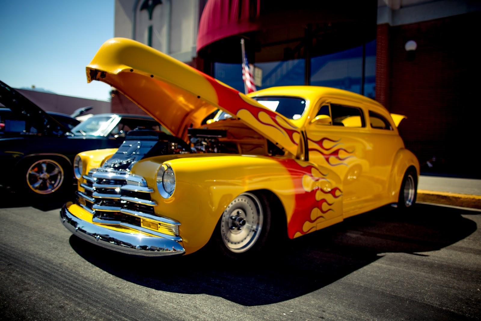 Libby Montana Car Show