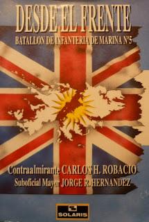 DESDE EL FRENTE - Batallón de Infantería Nº 5 - BIM 5