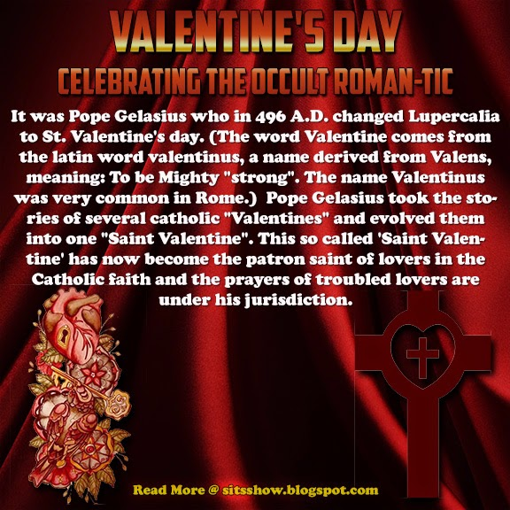 valentine's day celebrating the occult roman-tic | origins and, Ideas