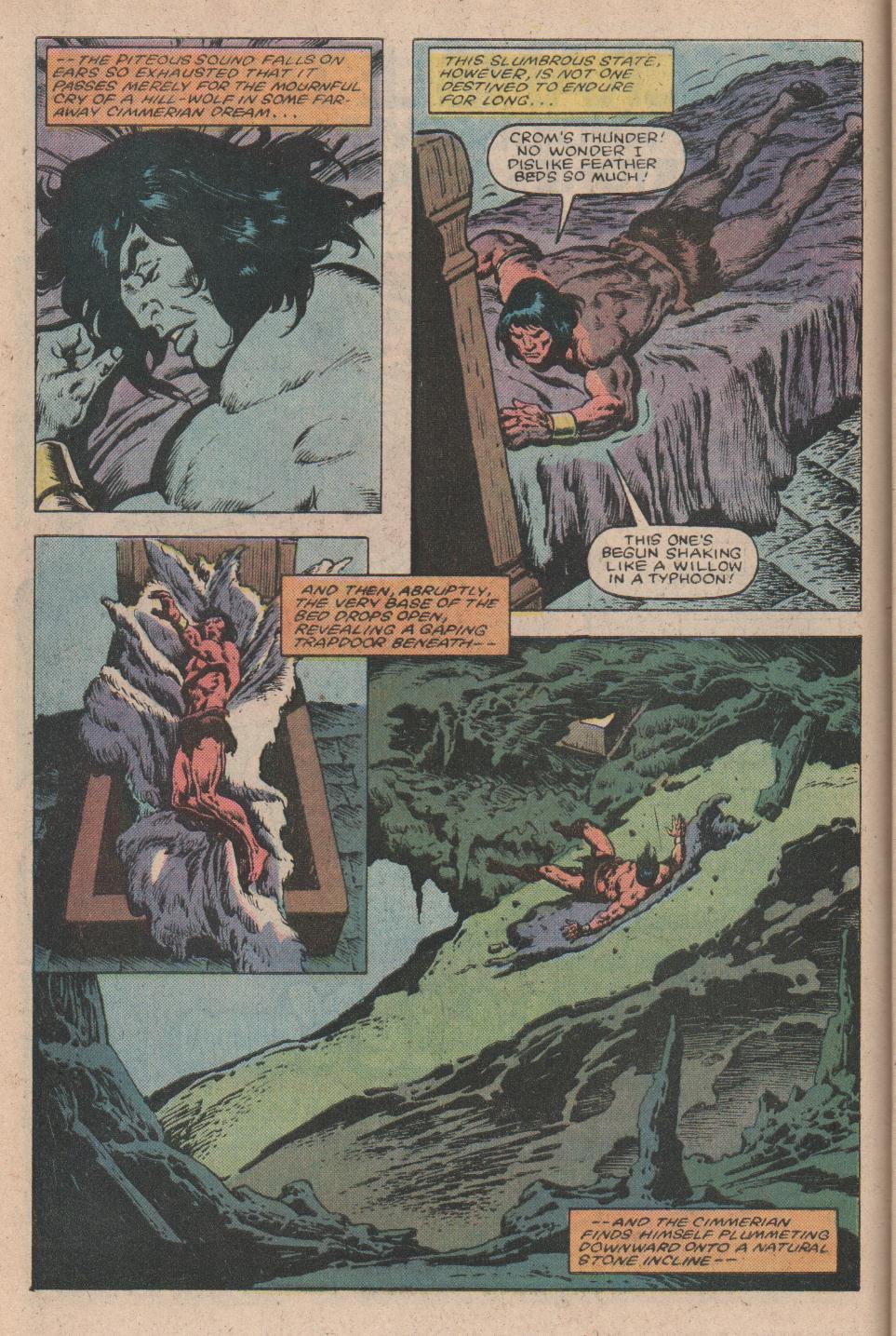 Conan the Barbarian (1970) Issue #156 #168 - English 7