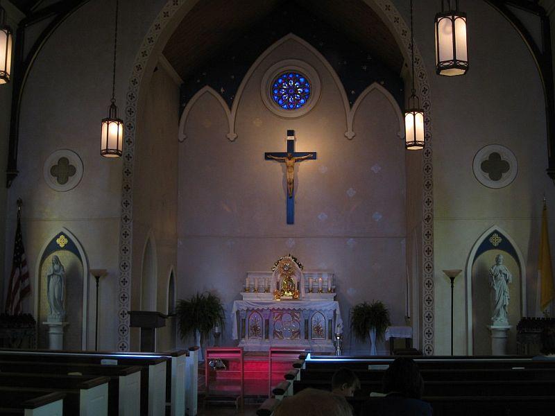 St. John's Adoration Chapel