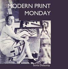 MODERN PRINT MONDAY