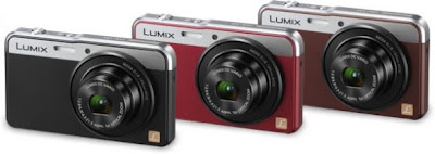 New Panasonic DMC-XS3, new compact system camera, new digital camera 2013