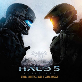 Halo 5 Guardians Soundtrack by Kazuma Jinnouchi