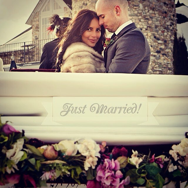 Jewel Mische weds American boyfriend