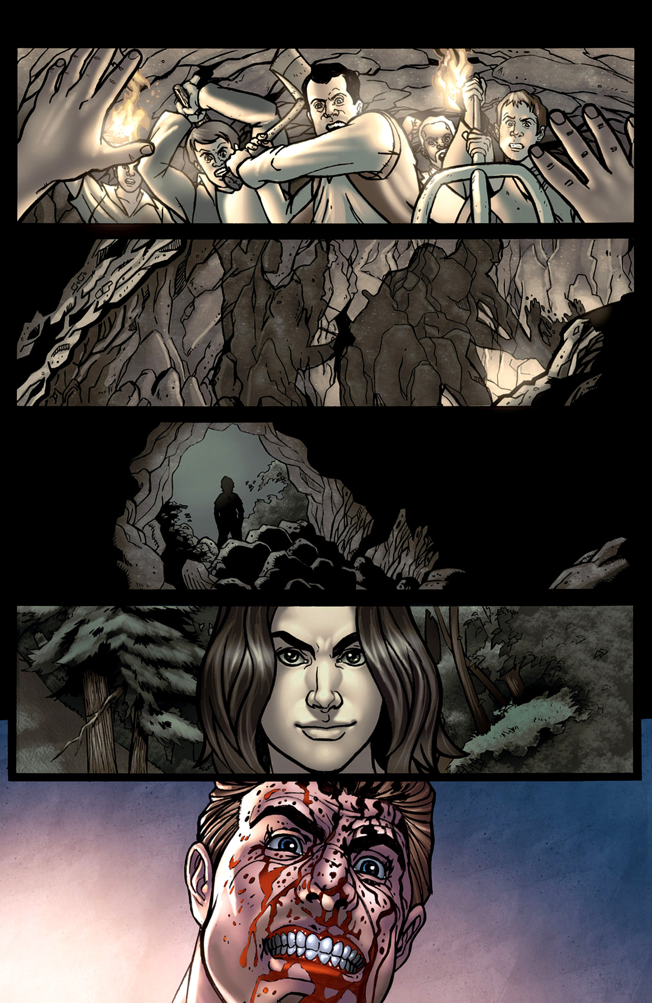 Grimm Fairy Tales (2005) Issue #20 #23 - English 15