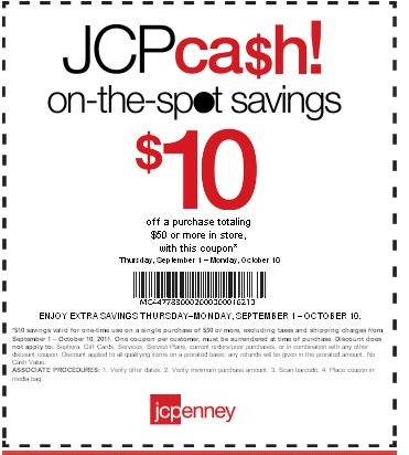 Jcpenney Coupons 1000 Off 2500 November 2017