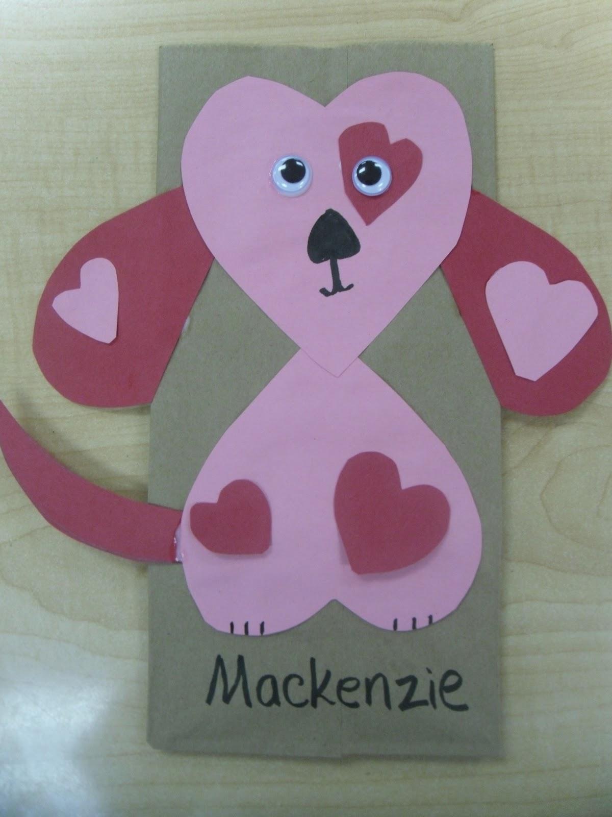 Kindergarten valentine craft ideas - Linky Party Valentine S Day Party