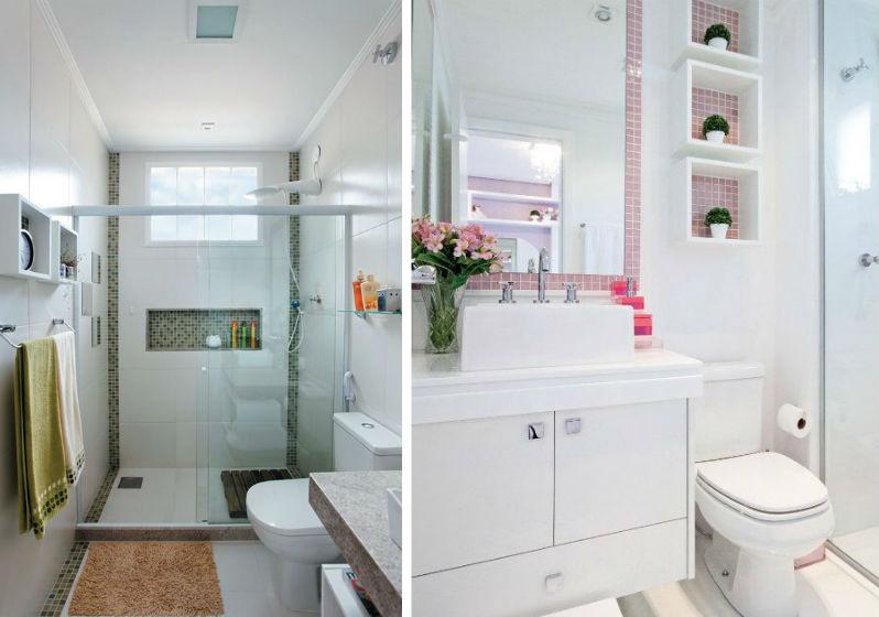 Modatrade  Nichos no banheiro -> Nicho Para Box Banheiro Pequeno