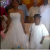 See Photo; Short Rich Man On his Wedding With His Beautiful Babe.. Can Money Buy Love??