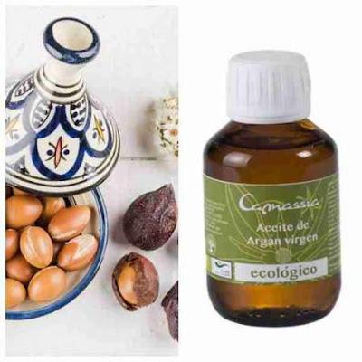 aceite de argan virgen bio