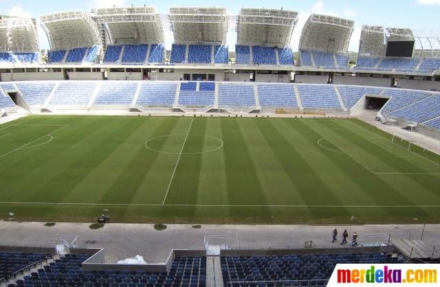 Stadion Piala Dunia 2014 Di Brasil