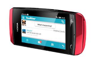 Spesifikasi Nokia Asha 306 Terbaru