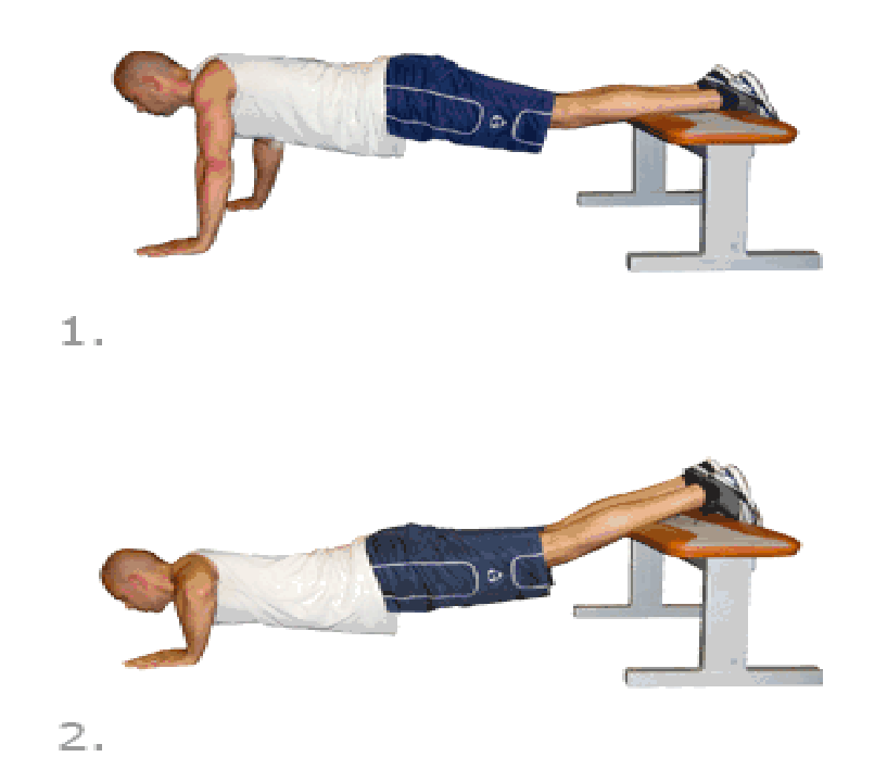 Perfect Pushup Form Push Your Way Up Peak Fitness Ts Fitness ...