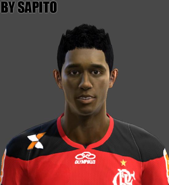 Gabriel Face - PES 2013