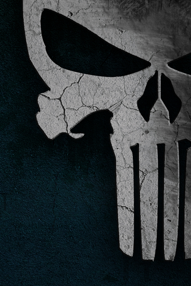 Punisher Skull Download IPhone IPod Touch Android Wallpapers