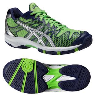 dětská tenisová obuv Asics Gel Solution SPEED 2 GS