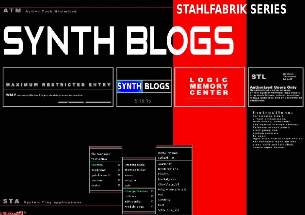 SYNTH BLOGS