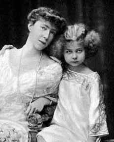 Elisabeth et Marie José de Belgique