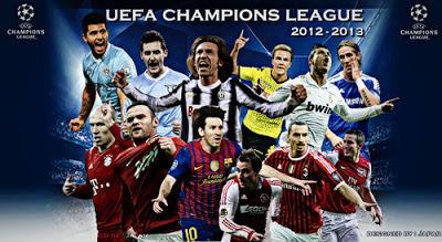 Keputusan Liga Juara-Juara Eropah 13 Februari 2013 - UEFA Champions League