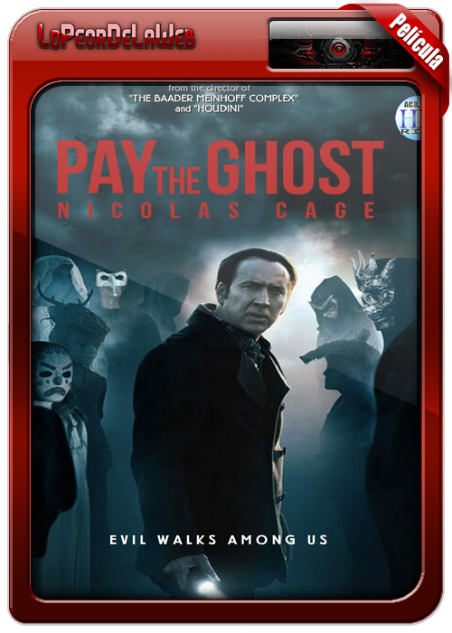 Pay The Ghost (2015) Nicolas Cage [ Dual | Mega ]