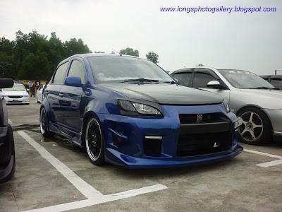 Saga BLM GTR Look