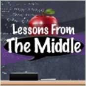 Lessons From The Middle middle school lessons