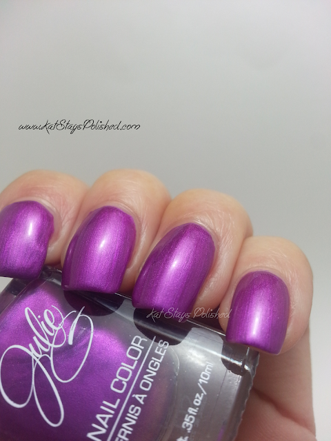JulieG Nail Color - Passion