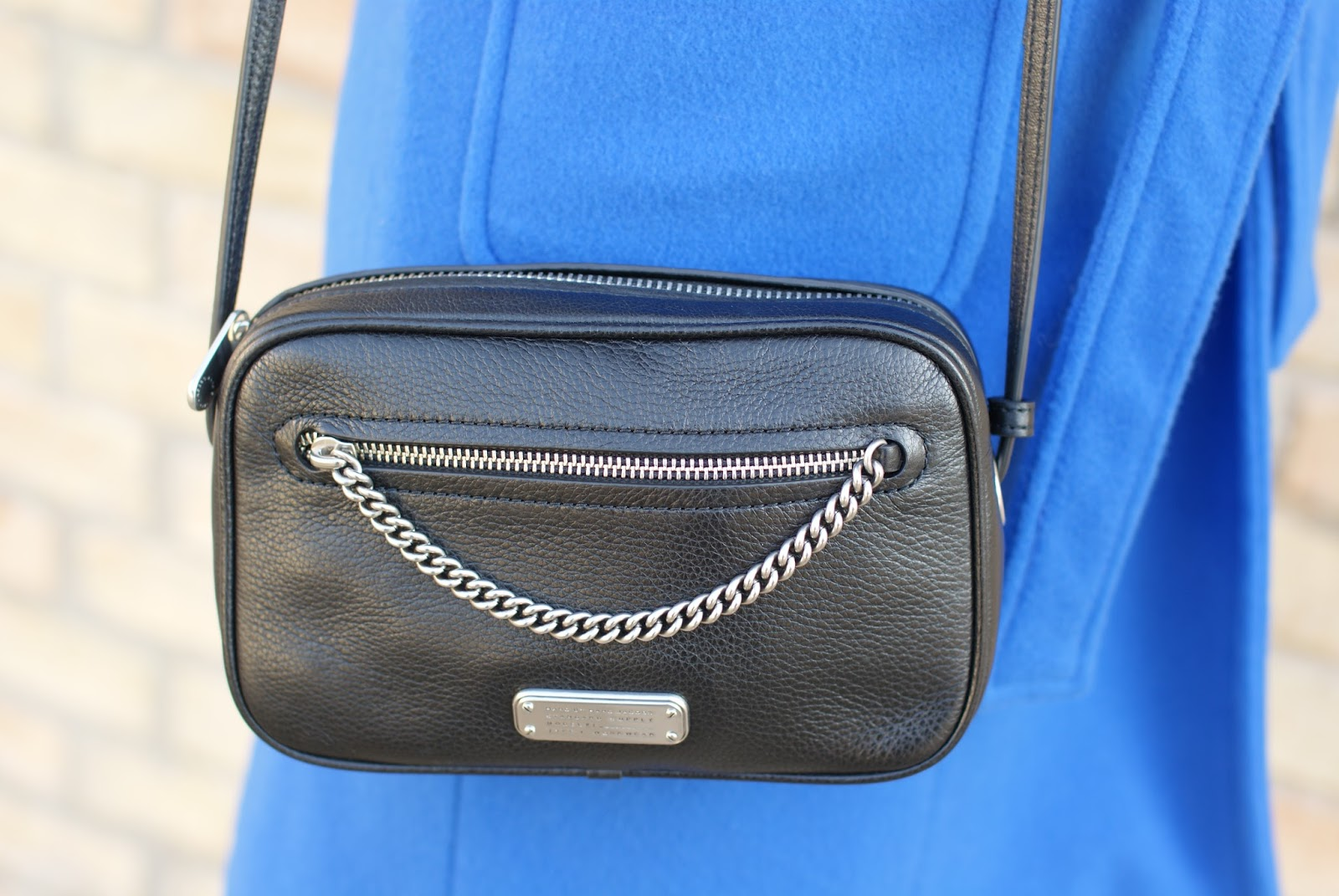 Sally crossbody bag Marc by Marc Jacobs on Fashion and Cookies fashion blog