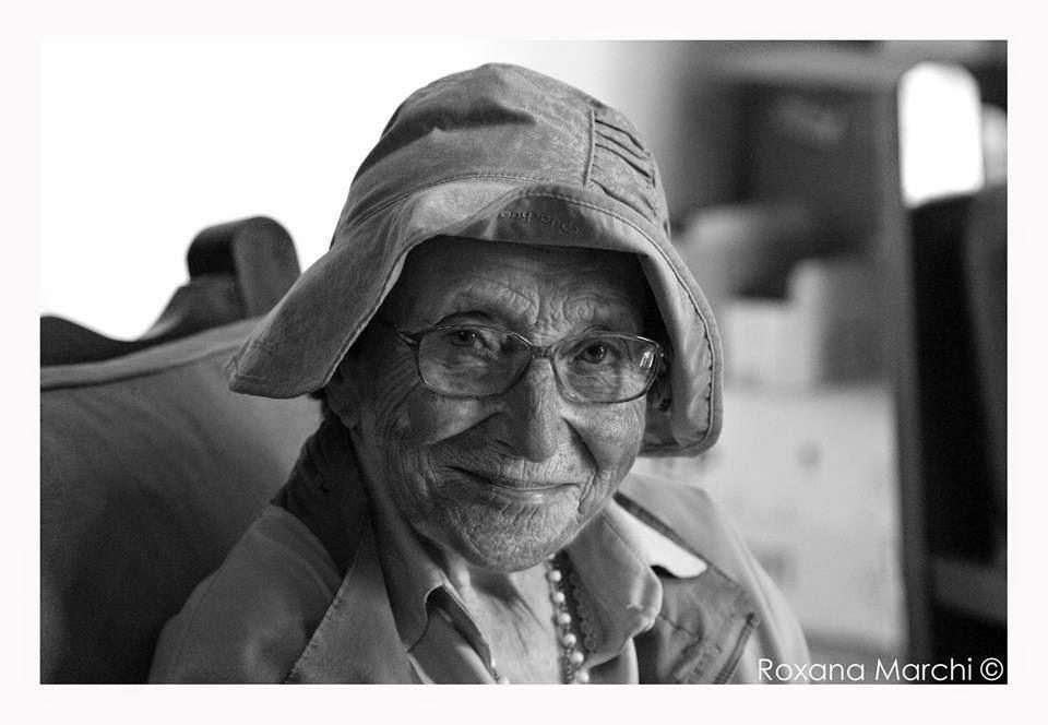 La abuela EMMA MORONSINI verá al PAPA FRANCISCO