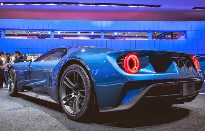 2017 Ford GT Release Date