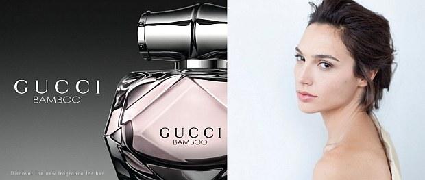Gal Gadot w kampanii Gucci Bamboo
