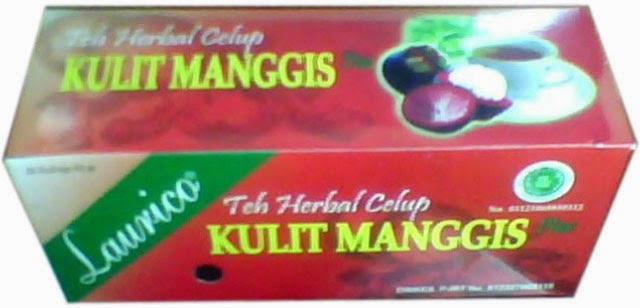 Teh Kulit Manggis