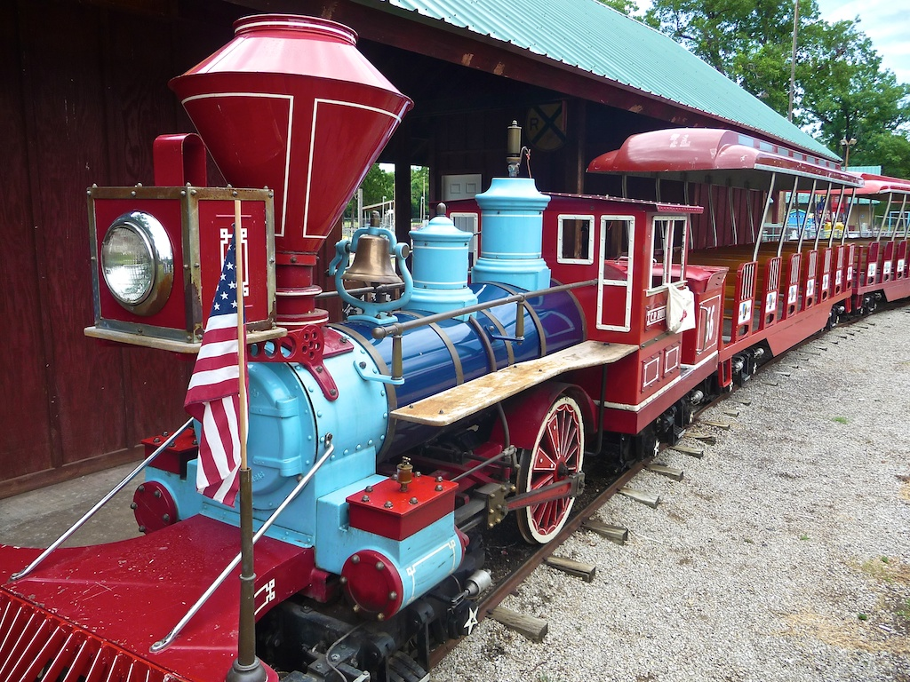 Kiddie Park Train