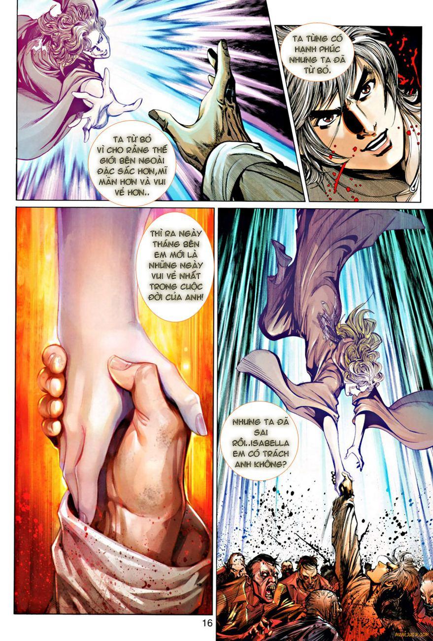Thần Binh 4 chap 70 - Trang 15