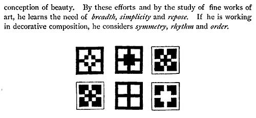 Examples of block design.