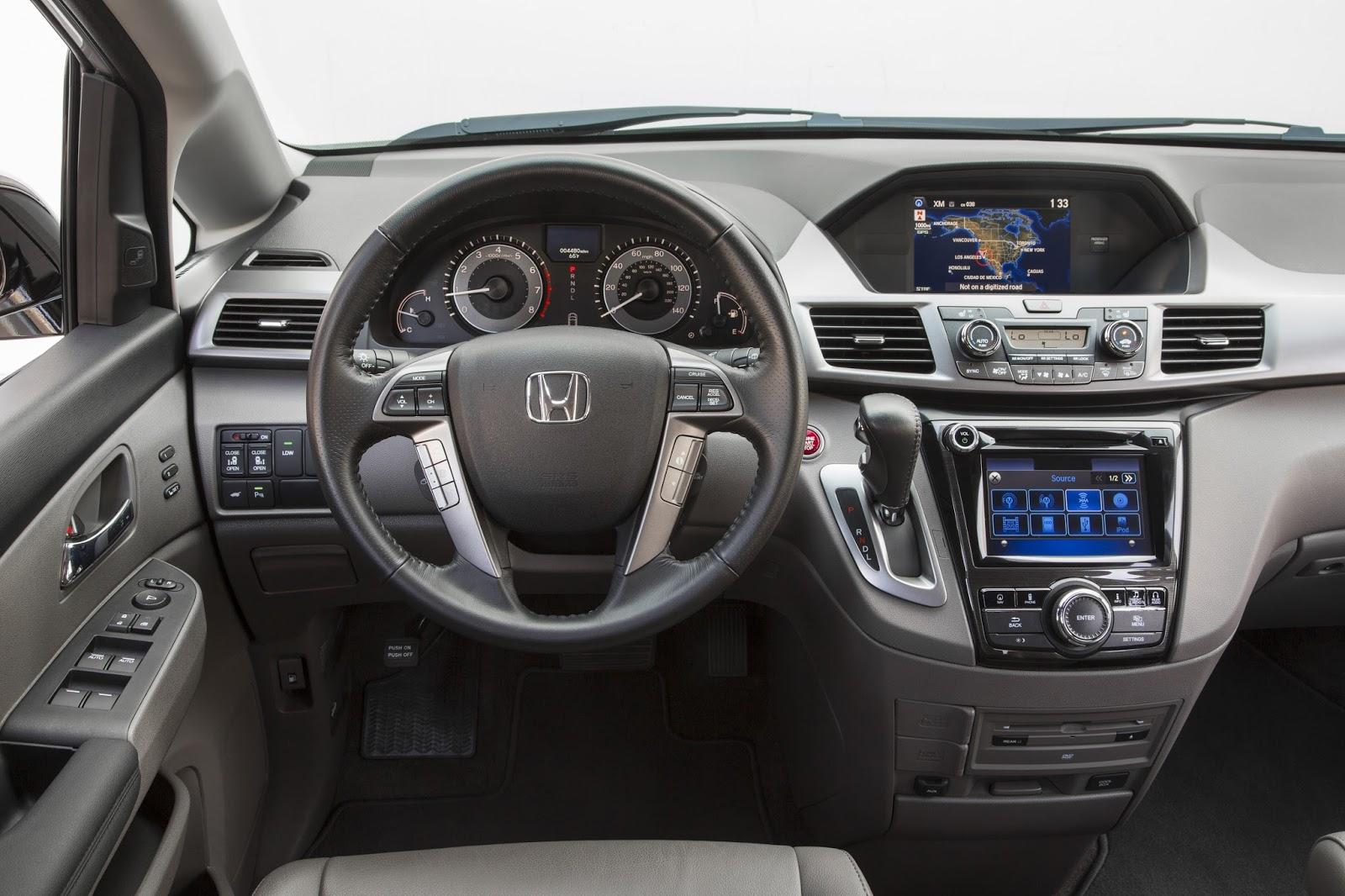 2016 A Cheaper Odyssey The 2016 Honda Odyssey Se