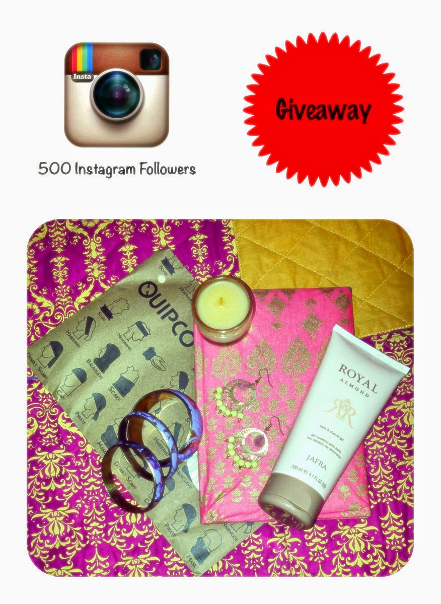500 Instagram Followers Giveaway  image